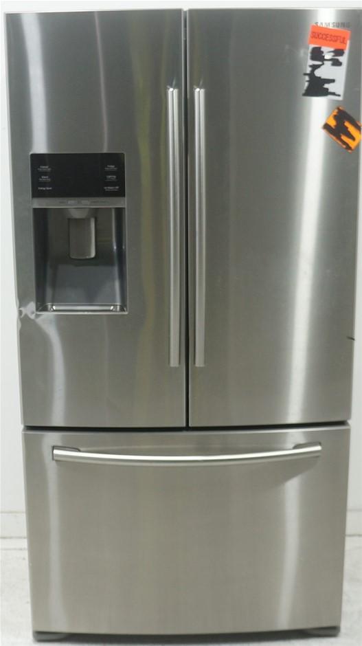 Samsung 653L French Door Refrigerator (SRF653CDLS)