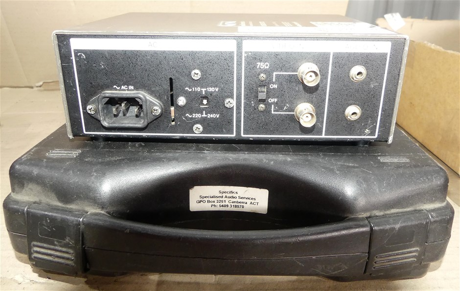 Sony Video & Audio Distributor Model: DA-210