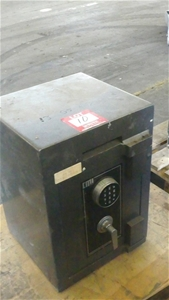CMI Safe with Electronic Combination Loc