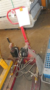 Modified / Special Purpose Pallet Jack