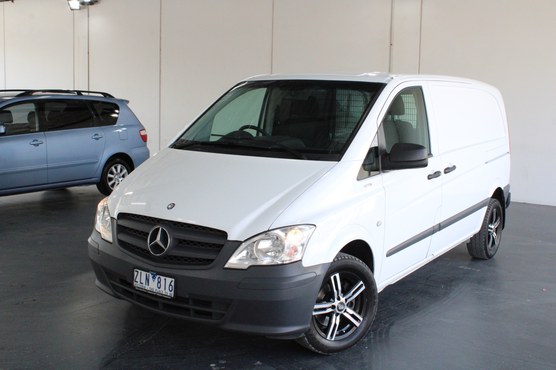 2012 Mercedes Benz Vito 110 CDI SWB Turbo Diesel Manual Van