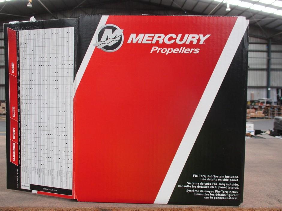 Mercury Marine Boat Outboard Motor Propeller
