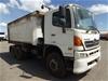 2013 Hino Euro 5 500 6x4 Tipper Truck  (Pooraka, SA)