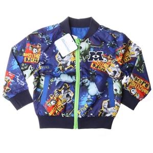 DISNEY PIXAR Monsters Reversible Jacket,