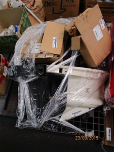 Pallet of Assorted Inboard/Outboard Part