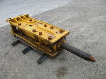 Excavator Hydraulic Hammer