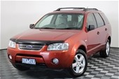 Unreserved 2007 Ford Territory TS (RWD) SY