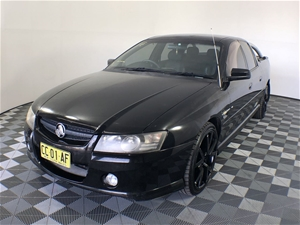 2004 Holden Crewman SS VZ Automatic Dual