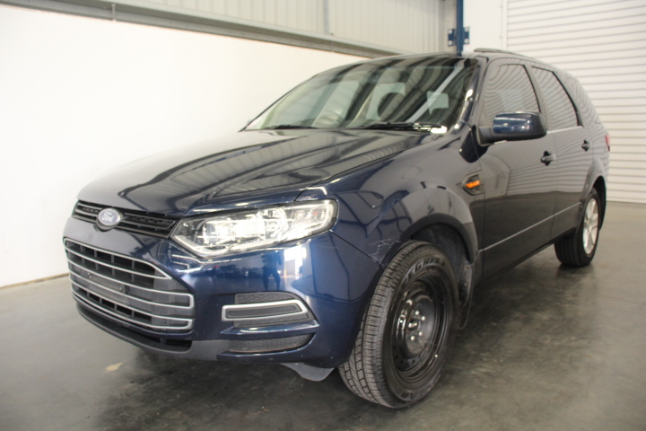 2012 Ford Territory TX (RWD) SZ Turbo Diesel Automatic Wagon