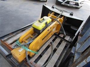 Labnaolu SH750 Hydraulic Rock Hammer