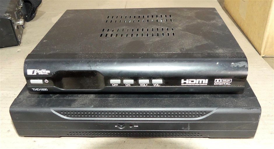 Nextwave THD10690 digital and set top box
