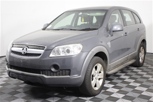 2010 Holden Captiva SX CG Turbo Diesel A