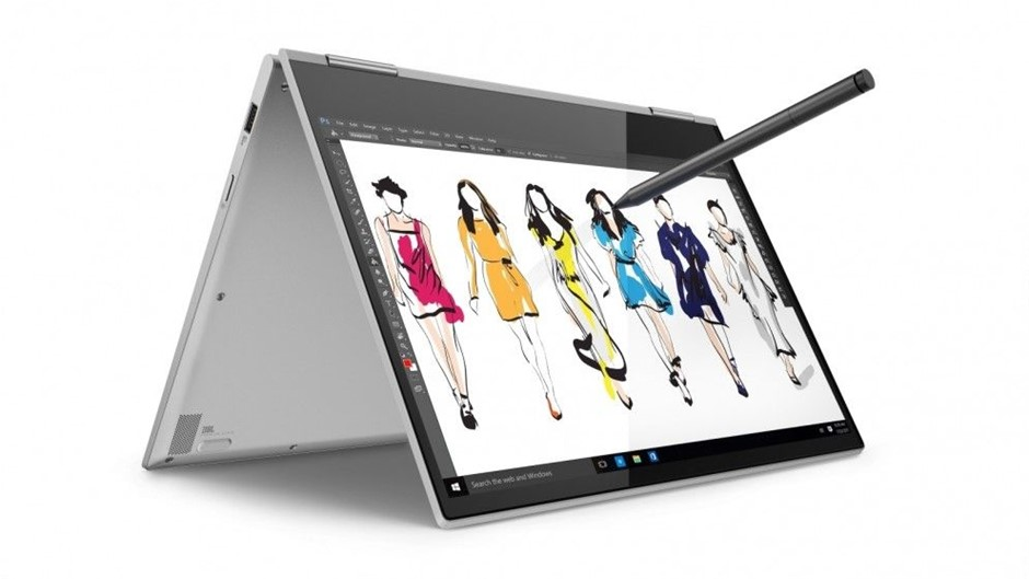 "Lenovo Yoga 730 -13.3"" FHD Touch/i5-8250U/8GB/256GB NVMe SSD"