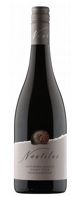 Nautilus Estate Pinot Noir 2016 (6 x 750mL) Marlborough, NZ