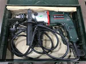 Metabo SB650/2S Electric Hammer Drill 24