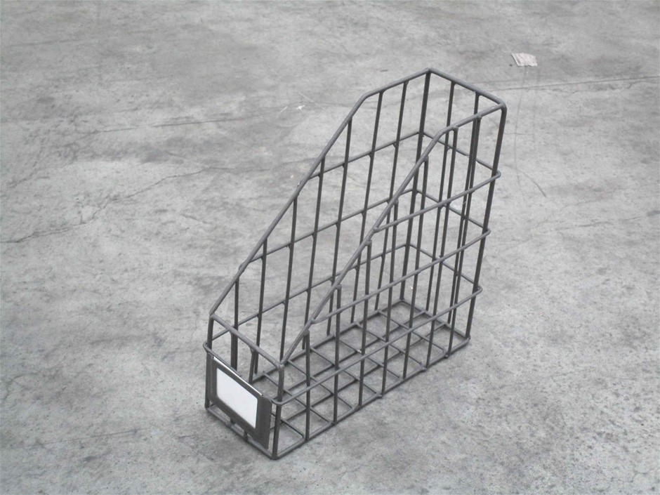 Pallet of Approx. 102 Wire Magazine Holders