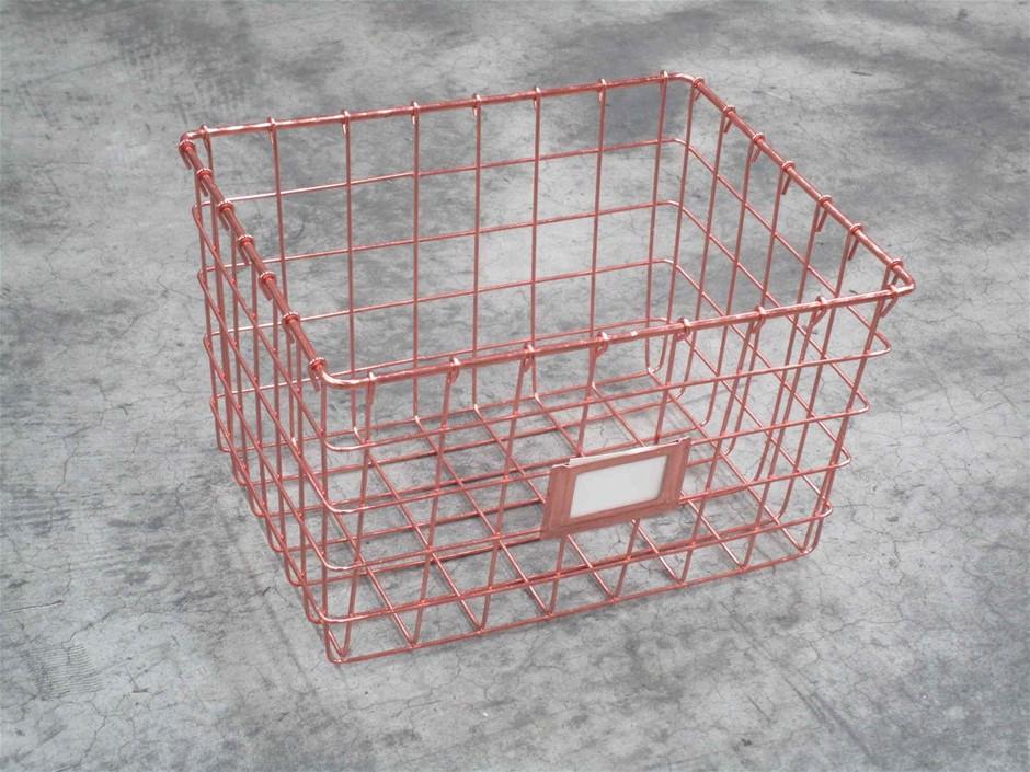 Pallet of Approx. 72 Wire Storage Basket