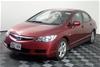 2007 Honda Civic VTi-L 8TH GEN Manual Sedan