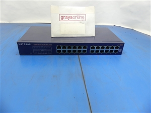 Netgear Netgear FS524 ProSafe 24-Port 10