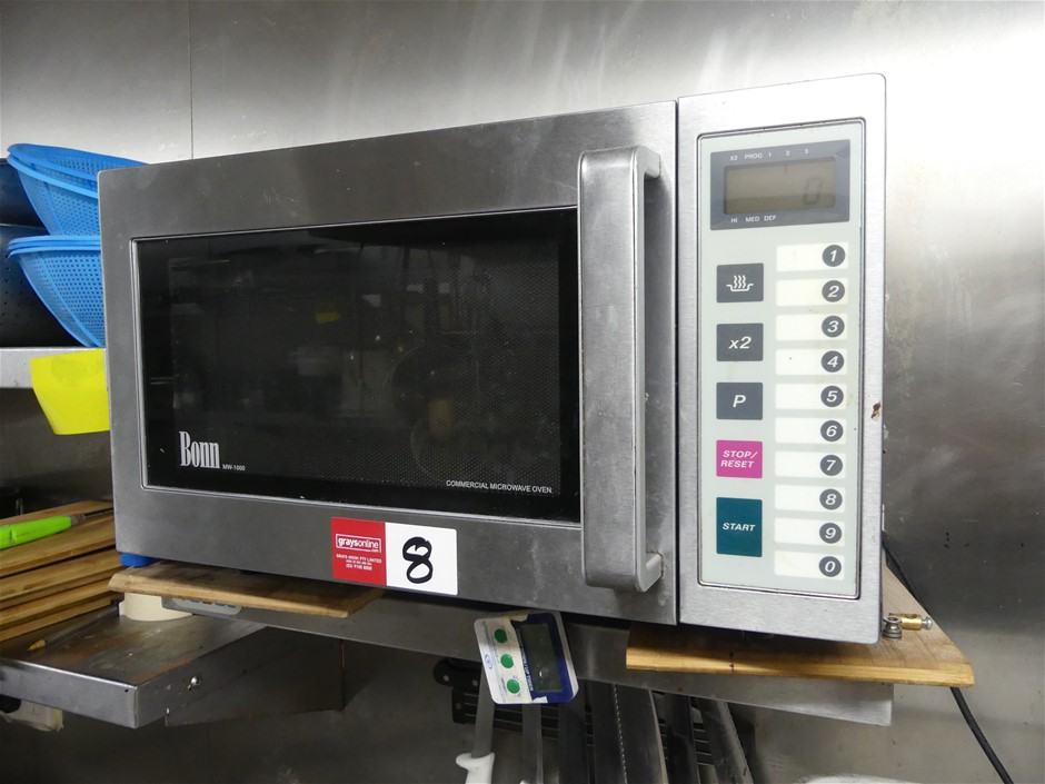 Bonn MW-1000 Commercial Microwave Oven