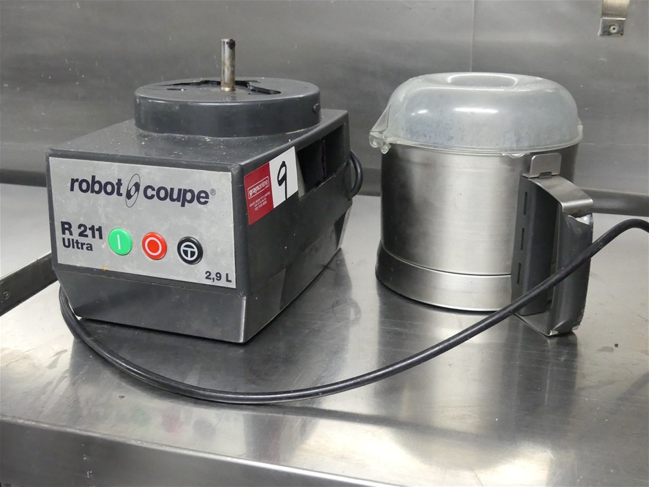 Robot Coupe R 211 Ultra Food Processor