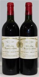 Chateau Cheval Blanc Grand Cru St Emilion 1978 (2x 750ml), Bordeaux
