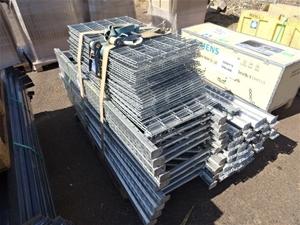 Shelving/Racking disassembled