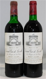 Chateau Leoville Las Cases St Julien 1978 (2x 750ml), Bordeaux