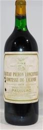 Chateau Pichon Longueville Comtesse de Lalande Pauillac 1978 (1x 1.5L)