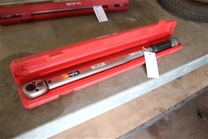 KC Tools 1/2 Inch Drive 600mm Torque Wre