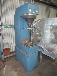 Wilson BP-3002 3 Phase Hardness Tester (