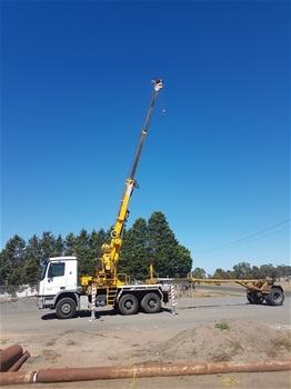 Crane Borer