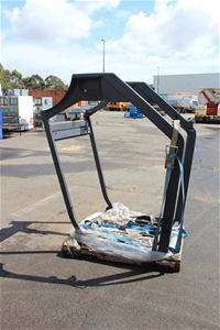 R.O.P.S. To Suit Unknown Forklift