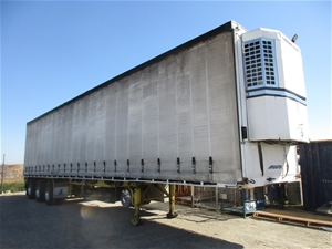1999 Freighter ST3 Curtainsider Refriger
