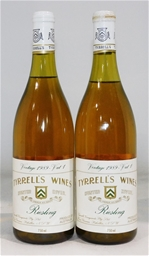 Tyrrell`s `Vat 1` Riesling 1989 (2x 750ml)