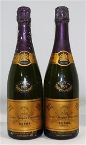 Veuve Clicquot Ponsardin Reims Vintage C