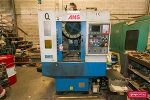 2007 AMS Dart(India) CNC Machining Centr