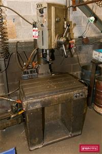EFI(Portugal) Radial Arm Gear Head Drill