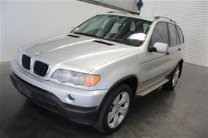 2003 BMW X5 3.0 T/Diesel 4WD Automatic (