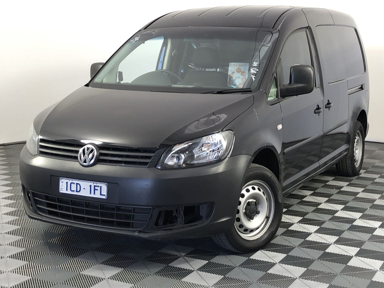 2014 Volkswagen Caddy TDI250 MAXI BLUEMOT. Turbo Diesel Automatic Van