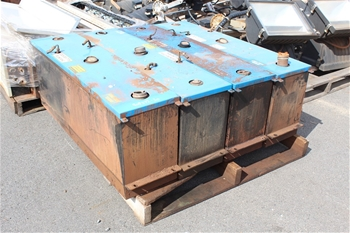 Assorted Diesel Fuel Tanks