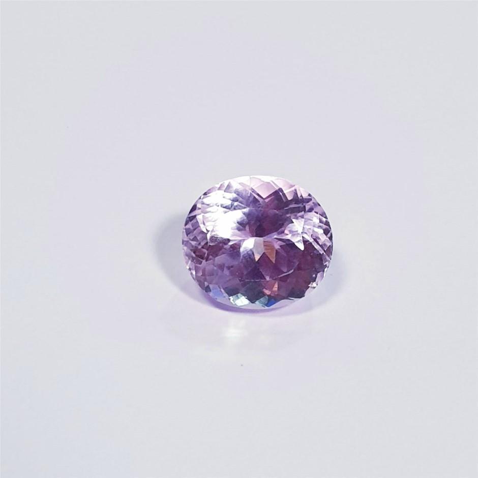 One Pink Kunzite 13.39 Ct