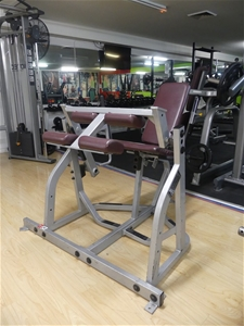 Hammer Strength PL-SLC Plate Loaded Seat