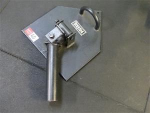 Single Arm Torsonator Row Platform