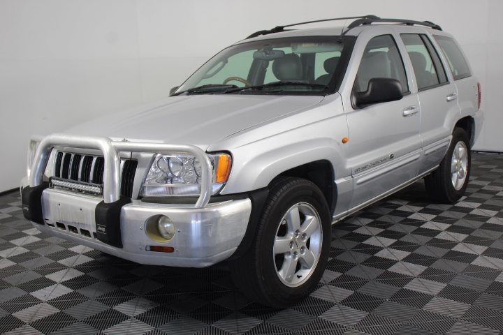 2003 Jeep Grand Cherokee Overland (4x4) Automatic V8 Wagon