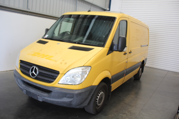 Mercedes Benz Sprinter 313 CDI MWB Turbo Diesel Manual Van