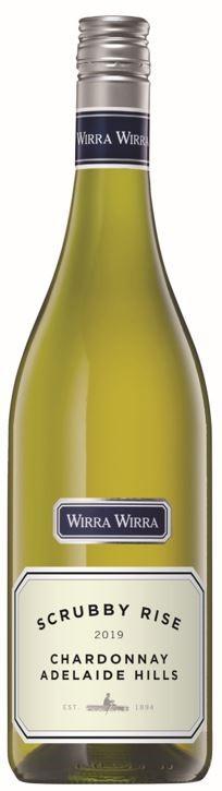 Wirra Wirra Scrubby Rise Unwooded Chardonnay 2019 (6 x 750mL) Adelaide, SA