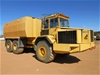 1995 Volvo A30 Articulated Water Cart