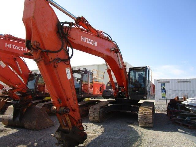 2010 Hitachi ZX330LC-3 Hydraulic Excavator