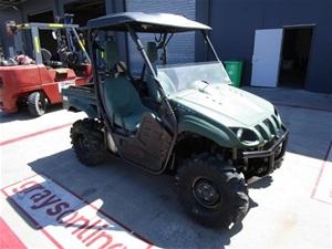 Yamaha Rhino 4x4 660 2 seater Off Road,